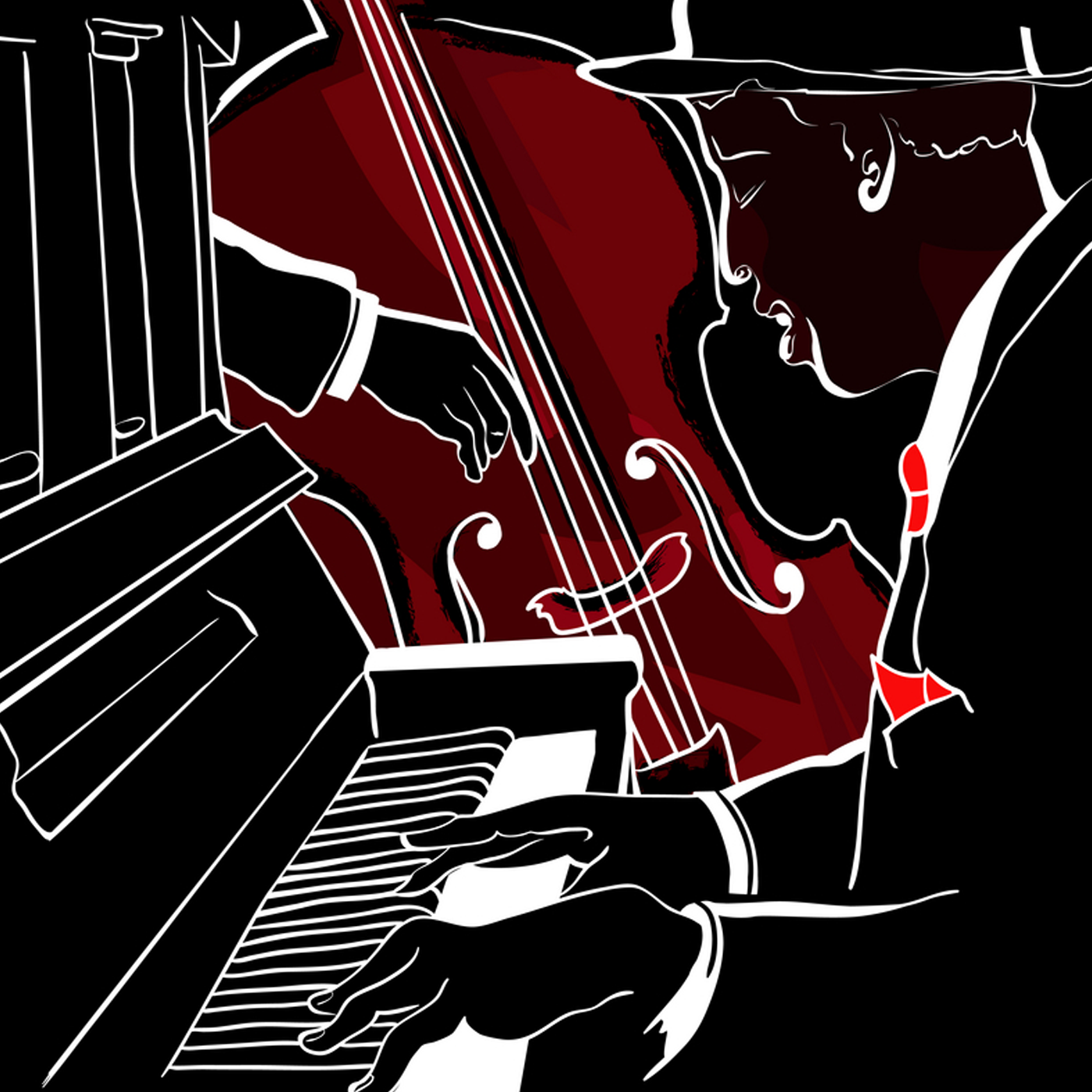 Contemporary Classic Bass Jazz On Jazzradio Com Jazzradio Com Enjoy Great