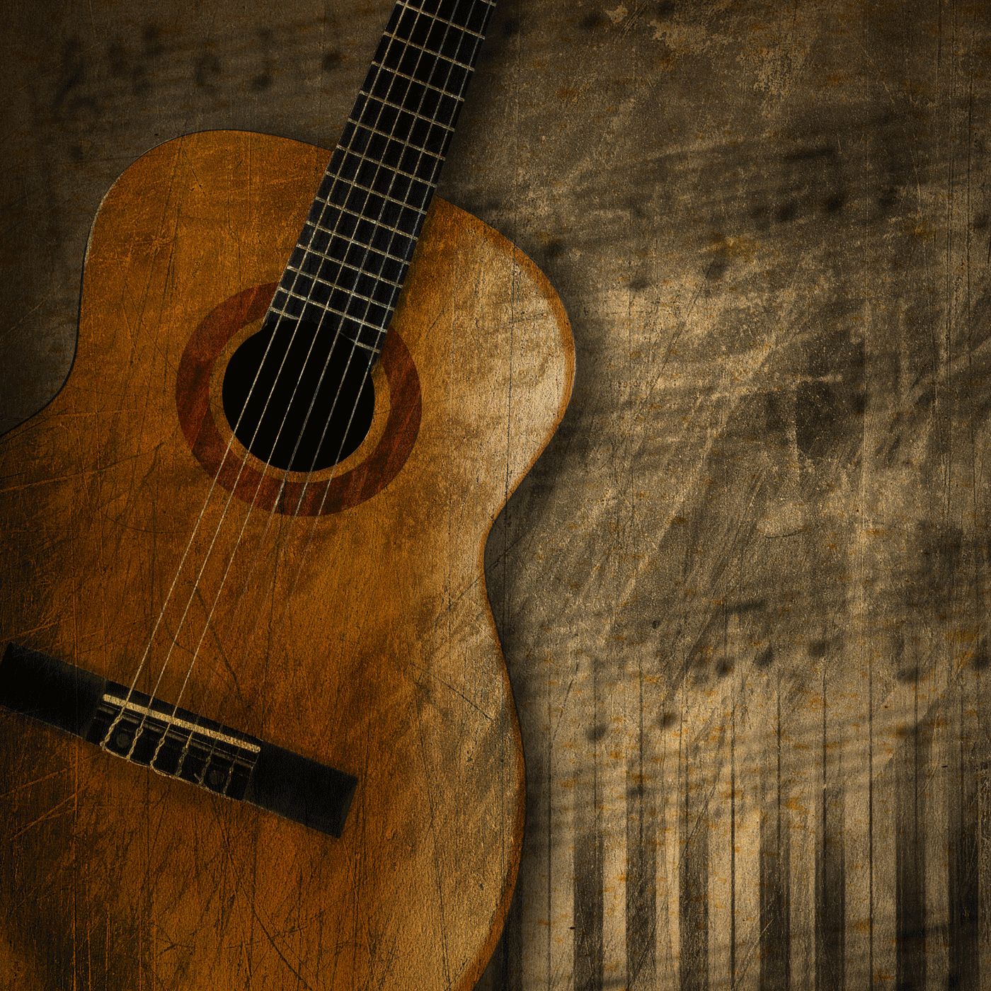 classical guitar works music