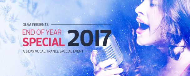 Vocal Trance End of Year Specials
