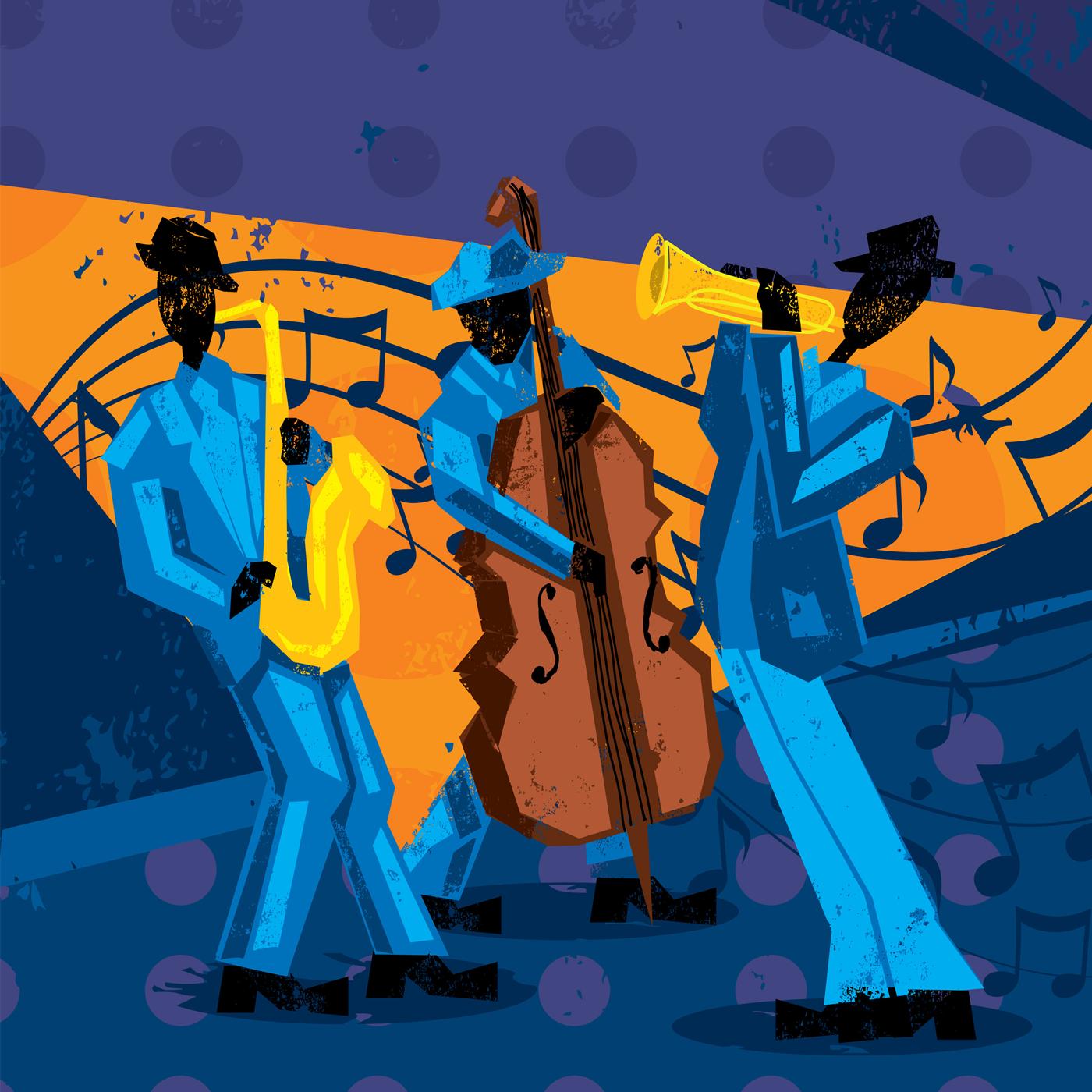 Bebop jazz on radiotunes radiotunes enjoy amazing free for Best old school house music