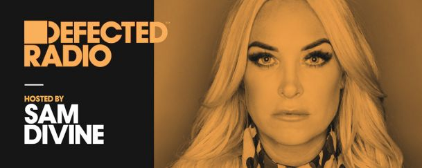 defected Radio Show presented by Sam Divine ile ilgili görsel sonucu